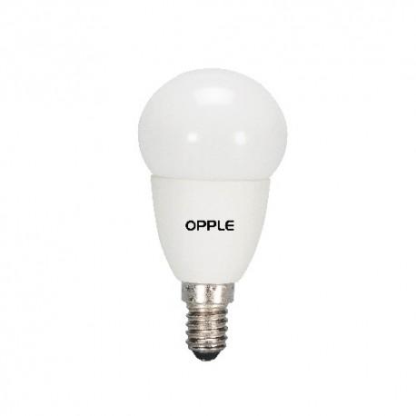 Ampoule leds E14 6W blanc chaud