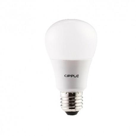 Ampoule leds E27 9,5W blanc chaud