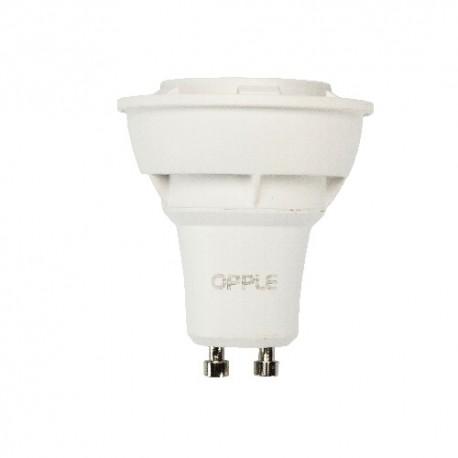 Ampoule leds GU10 6,5W blanc chaud