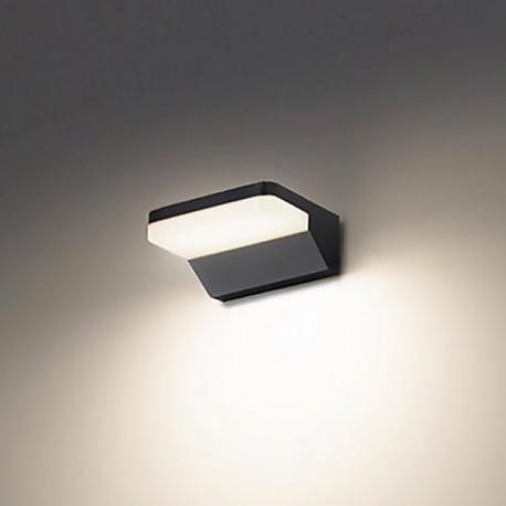 Applique extérieure LED intégrée design